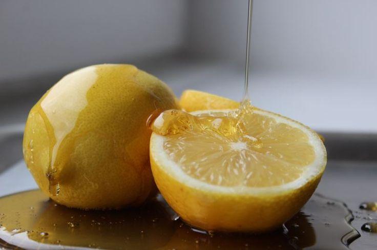 Eine Liaison: Honig & Zitrone