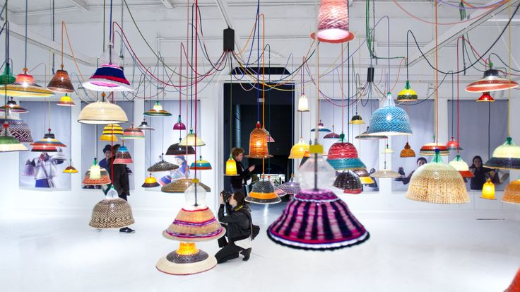 Pet lamp en La Sala Vinçon