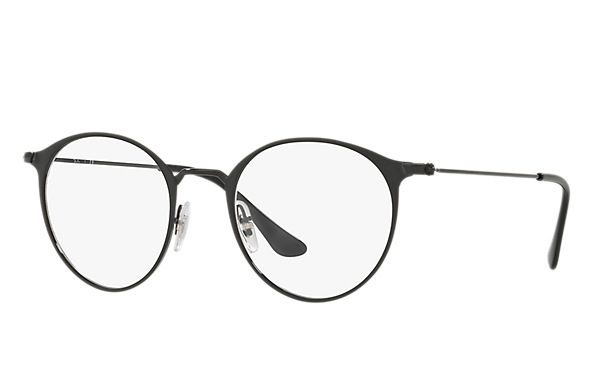 Ray-Ban 0RX6378-RB6378 Noir OPTICAL