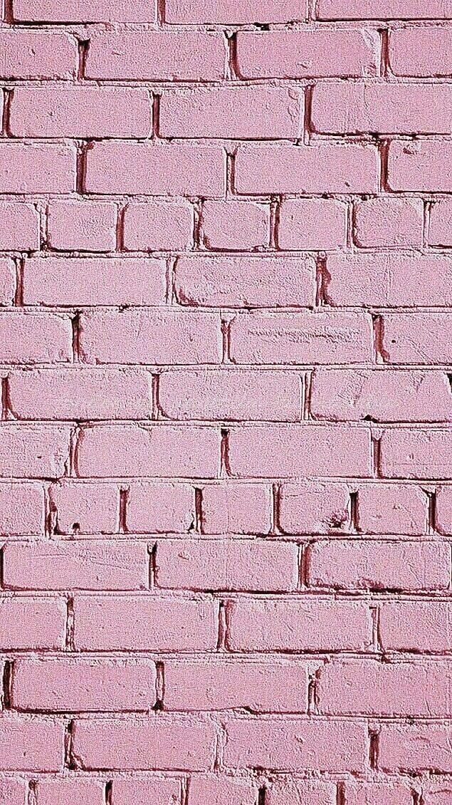 Uploaded By Arinasaadah Find Images And Videos About Pink Blue And Wallpaper On We Heart It The App T Pink Wallpaper Brick Wallpaper Wallpaper Iphone Cute