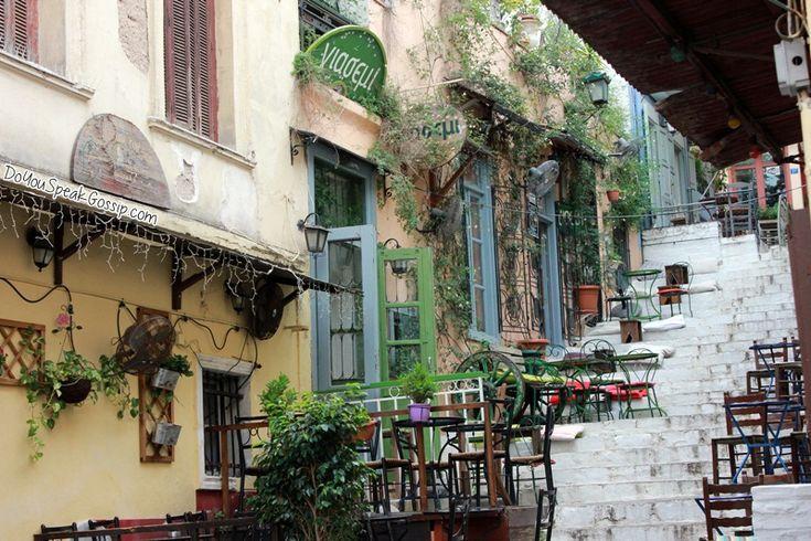 Athens Plaka Anafiotika Giasemi- DoYouSpeakGossip.com
