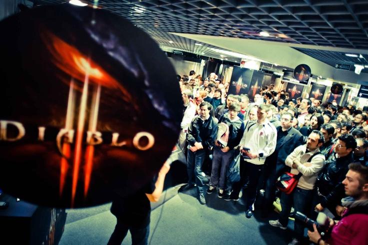 Evento Diablo 3 @ Fnac Verona 14/05/2012