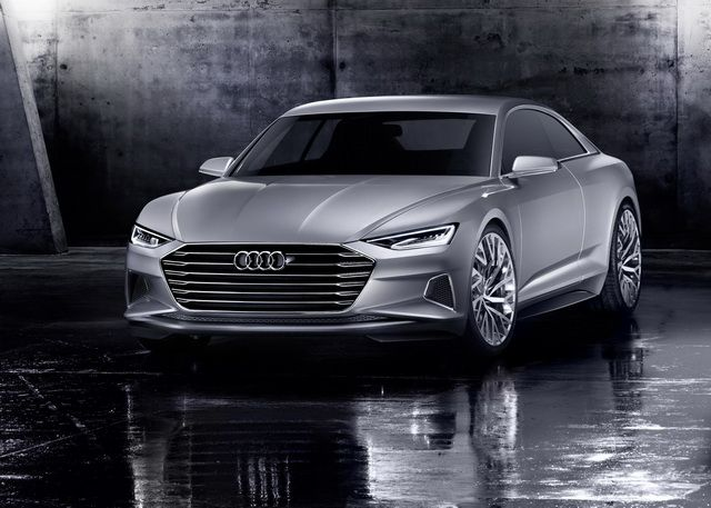 Audi Prologue, the S-Class from Ingolstadt shown in first official pictures! After exciting our imagination with a few sketches thrown in 3D, the Germans from Audi presented at the Los Angeles Auto Show the new concept that sets the future for Audi A9.  Prologue Concept is a 5.1 m long and 1.95 m wide two-door coupe. The size makes us believe that Audi sees it as its...