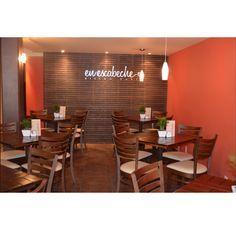 Mobiliario especial para restaurantes, cafeterias y bares — Mianso Muebles