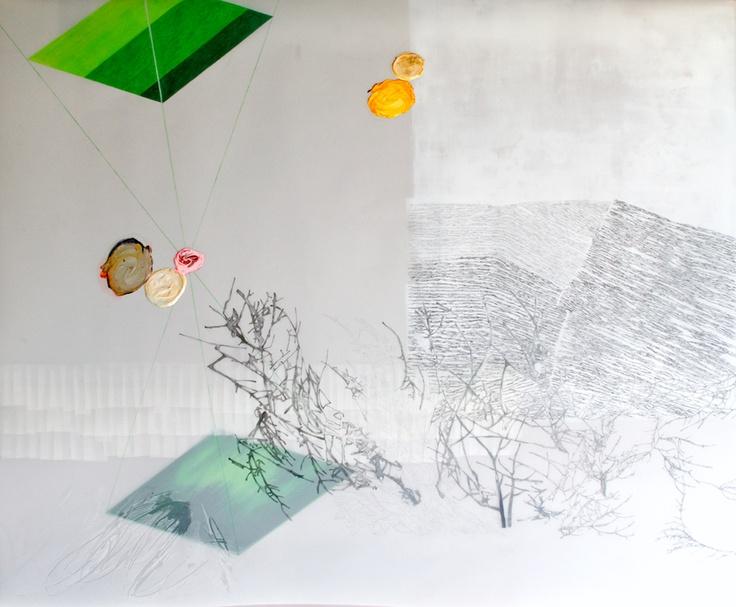 Dessin Cara Déry/2011: Vendu!  #art#drawing