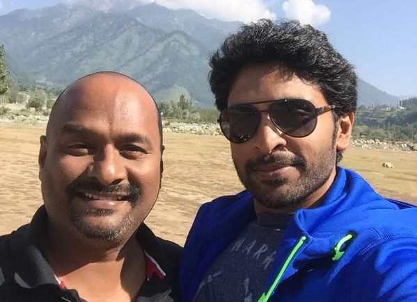 Vikram Prabhu thanks Indian army - iFlickz