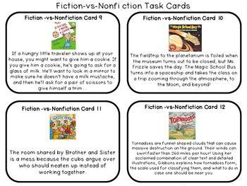 how to read fiction vs nonfiction