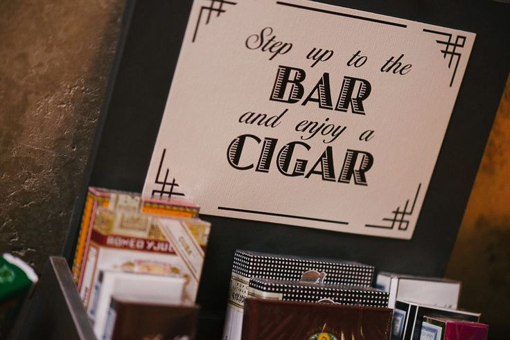 Cigar bar by Live Love