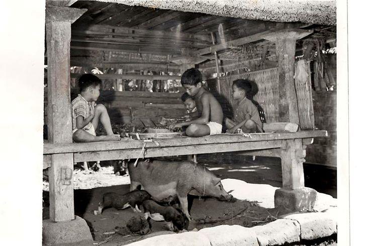 1961 - Ulakan, Bali