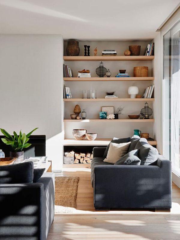 42 Family Living Room Design Ideas You Ll Love Homemydesign House Interior Family Room Design Living Room Interior