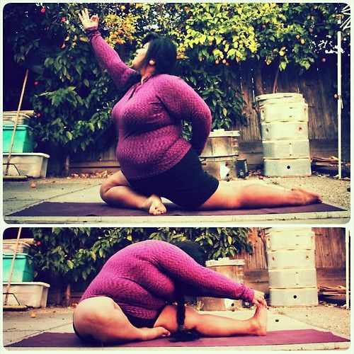 Yoga is for every body.