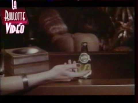 """Pub Perrier Censurée en 1976 / La fameuse publicité Perrier de 1976 qui fut retirée après que certaines personnes aient été... """"horrifiées"""""""