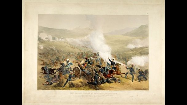 analysing the repetitions used in charge of the light brigade by lord tennyson Alfred lord tennyson's 'the charge of the light brigade,' is one of the most  famous poems in the  one summer night by ambrose bierce: summary &  analysis.