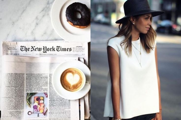 Coffe and fashion