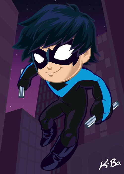 Nightwing | Young Justice Wiki | FANDOM powered by …