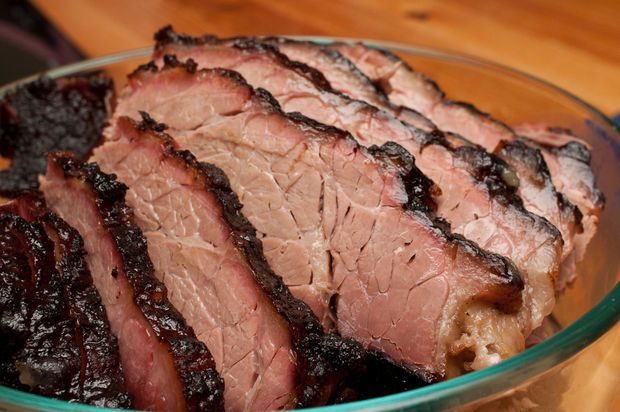 Perfect Smoked Brisket in an Electric Smoker