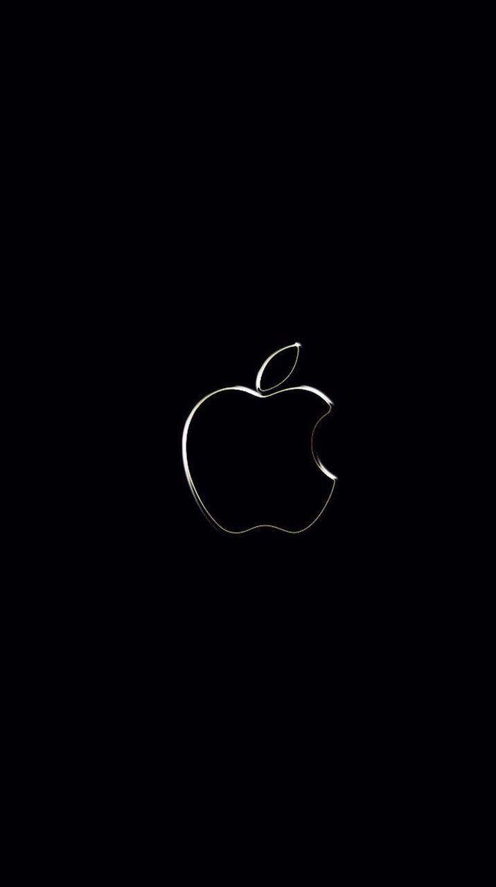 Pinterest Photo Apple Iphone Black Wallpaper Iphone Iphone Wallpaper Logo Apple Wallpaper