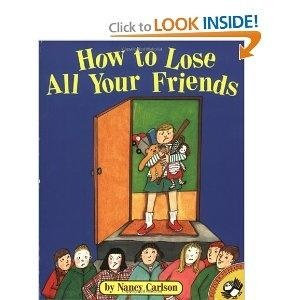 how to lose all your friends book