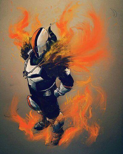 lord Shaxx   Destiny by Edit-art