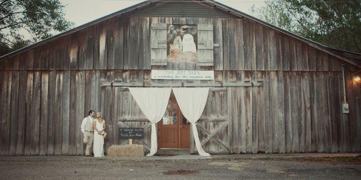 Tara Marie Photography The Art Barn In Clinton Louisiana Weddings Pinterest And Wedding Venues