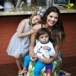 Ali Landry, Estela and Marcelo Gearing up for Baby #3