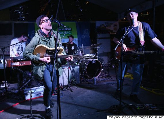 Portugal. The Man Helps To Bring $1 Million Of Musical Instruments To Underfunded Schools via HuffingtonPostEducation