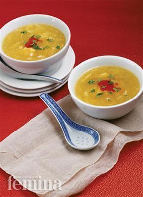 Femina.co.id: Sup Kepiting #resep #menudiet