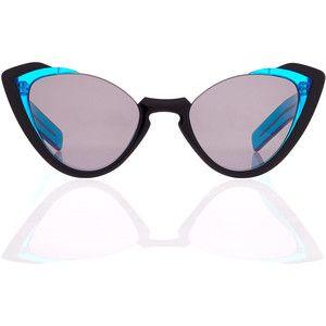 Серый Ant Голубой парус Солнцезащитные очки