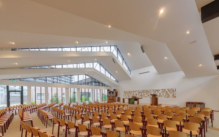 Gallery of De Bron Church Renovation / Bureau MT - 7