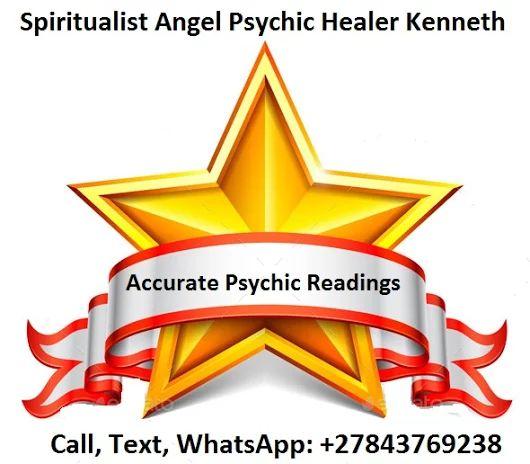 Traditional Healer Kenneth, WhatsApp: +27843769238