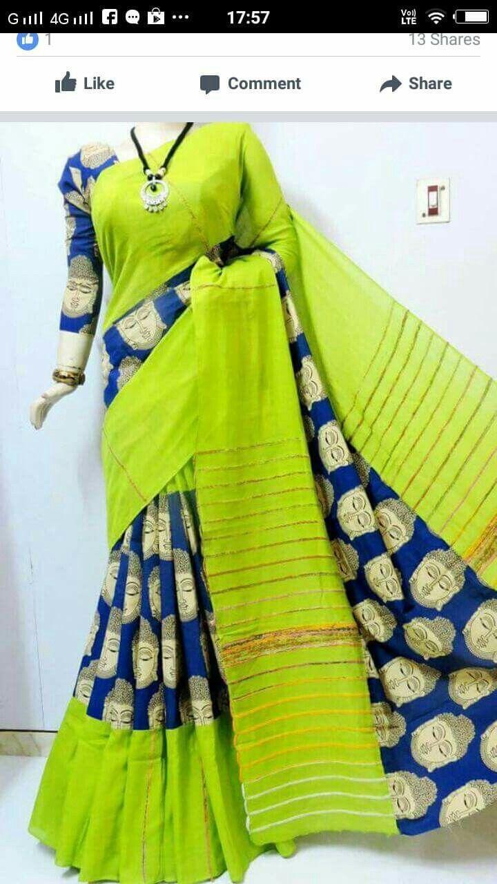 Kalankari designary saree