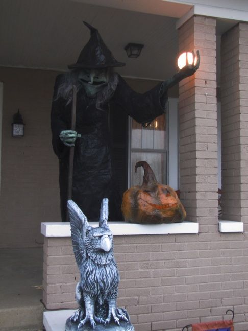 halloween witch decorations   91653d1317988098-witch-decoration-witch.jpg Love that Gryphon