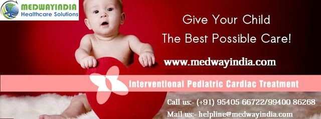 Why Have #Pediatric #CardiacSurgery in #India? The #healthcare professionals in India speak fluent English and cardiology departments in reputed hospitals have state-of-the-art diagnostics and surgical tools and equipment to ensure positive outcomes. Most pediatric cardiologists have received advanced training in developed nations, such as the #U.S., the #UK, #Canada, #Australia and #Germany.