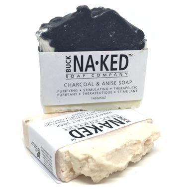 Buck Naked Soap Company Detox Duo