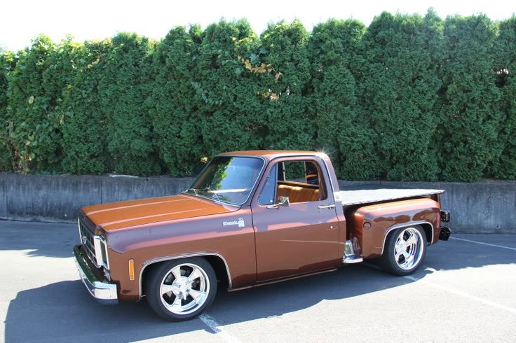 CUSTOM CHEVY STEPSIDE | ... ! - The 1947 - Present Chevrolet & GMC Truck Message Board Network