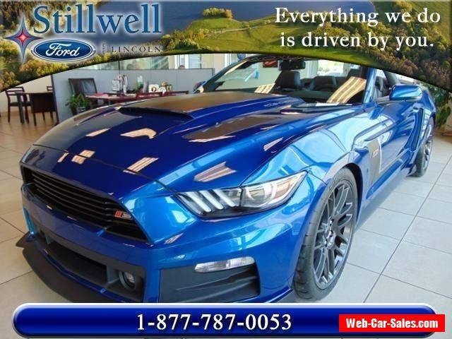 2017 Ford Mustang ROUSH STAGE 3 #ford #mustang #forsale #unitedstates