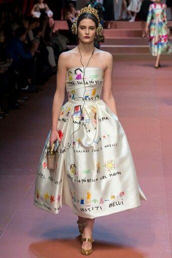 Dolce Gabbana f/w 2015