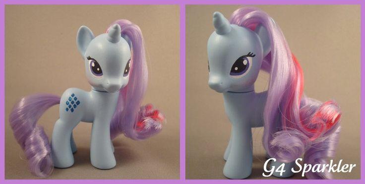 G4 Sparkler custom pony by hannaliten.deviantart.com on @deviantART