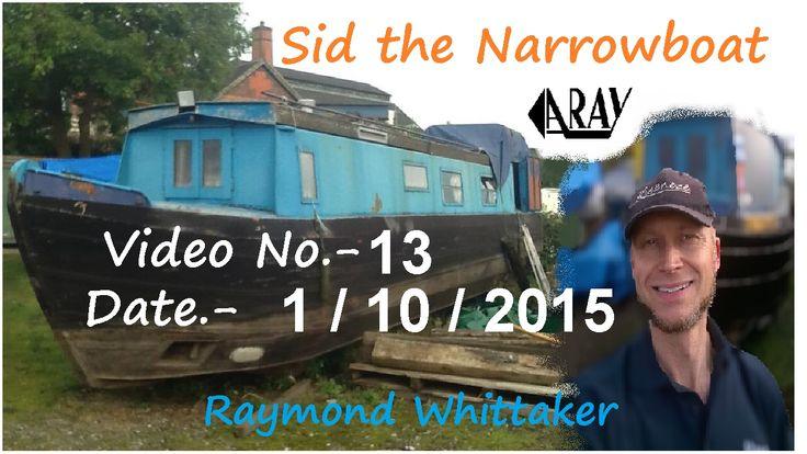 Sid Narrowboat aray project 2015 movie 13