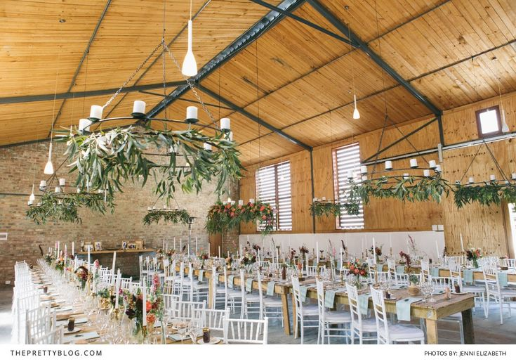 Raw, wood tables, Tiffany chairs, www.baiegoeters.co.za,  Rustic Wedding at Rockhaven | | The Pretty Blog