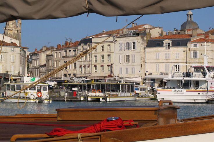 La Rochelle (Charente-Maritime) #Tourisme #France #LaRochelle