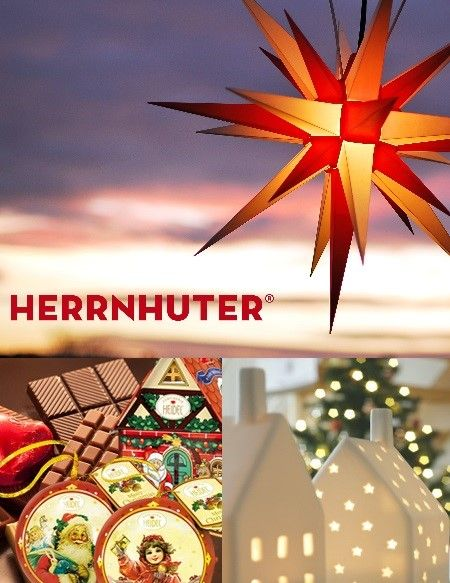 """We have it! The """"Herrnhuter Sterne"""" Hut at The Vancouver Christmas Market 