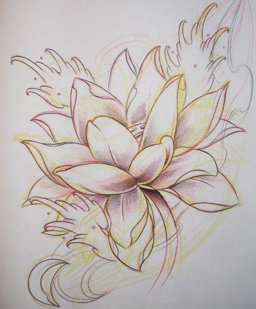 Lotus flower I did... #lotus #zen