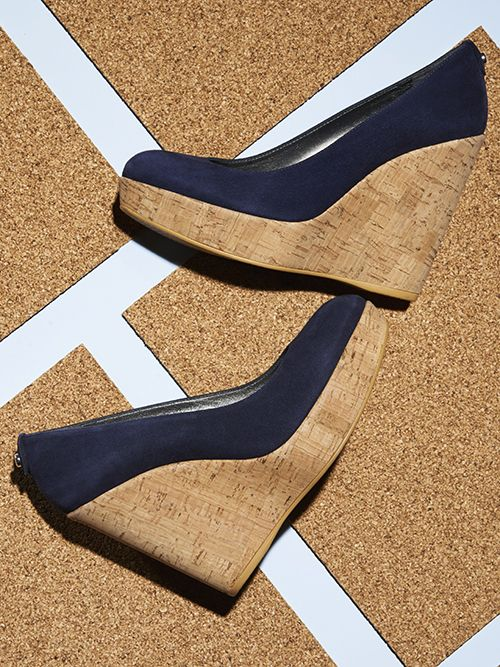 Pop the cork: Wedge weather starts now. Sleek, sexy and sophisticated, the CORKSWOON  – a favorite of Kate Middleton's – is a wardrobe essential for every fashion personality. Shop the season's most-wanted styles, and rise to any occasion.
