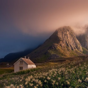 russia: Mountain Cabins, Tiny Houses, Lofoten Islands, Places, Earth, Landscape, Photo, Beautiful Lofoten, Norway