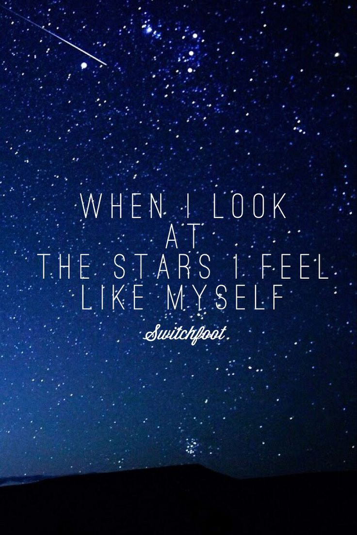 Switchfoot- Stars. One of my absolute favorite songs.