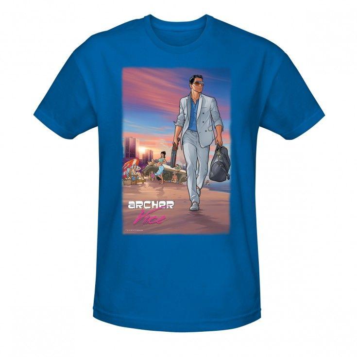 Archer Season 5 T-Shirt