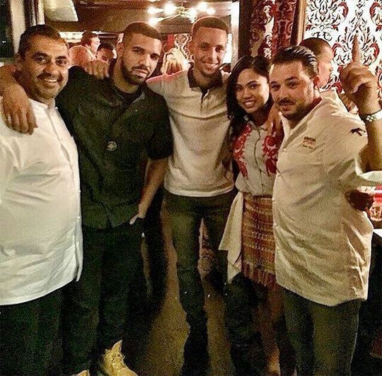http://www.youngmoneyhq.com/2016/06/07/drake-attends-ayesha-curry-restaurant-grand-opening-san-francisco-pictures/