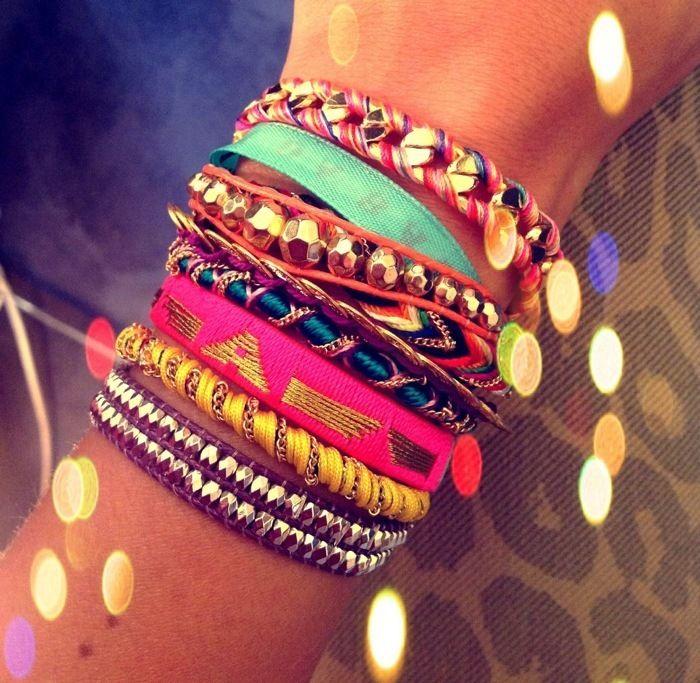 Bracelet Gold - Hipanema