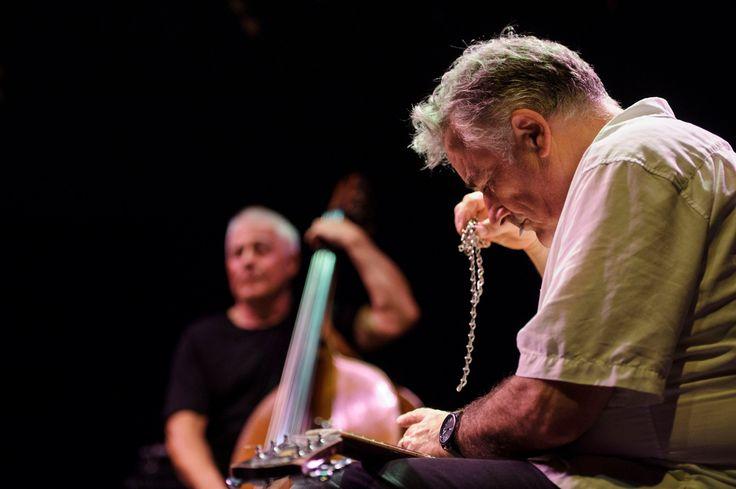 FRED FRITH QUARTET @ Festival Météo, Mulhouse, 2015